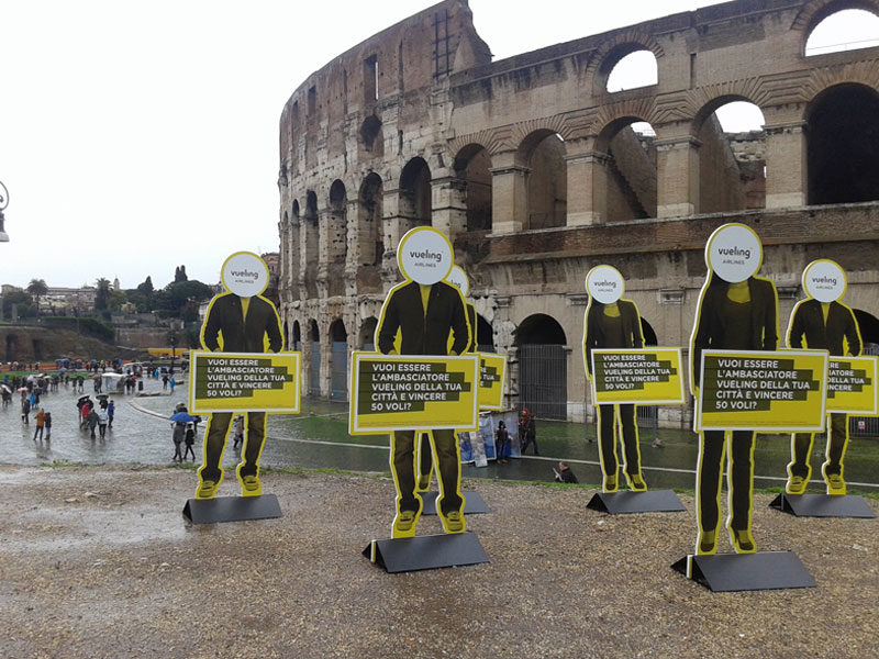 Il Guerrilla marketing convince ancora