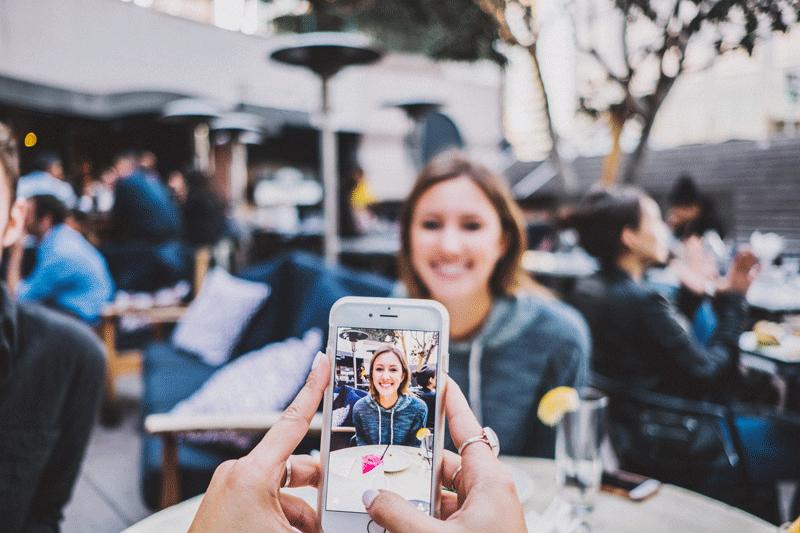 Generazione z e social media